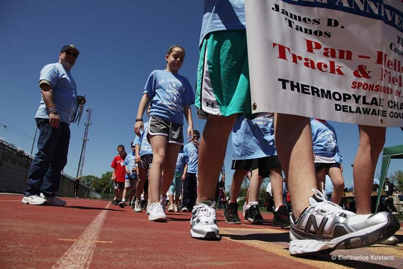 "40th Anniversary ""Thermopylae"" Track Meet"