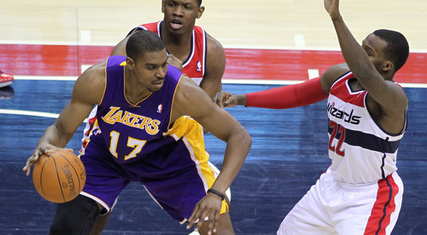 Iguodala out, Bynum in