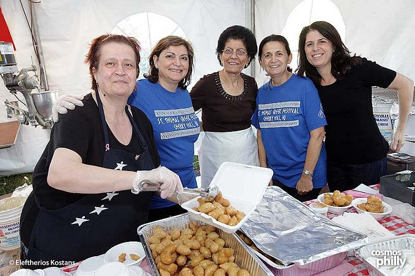 Stop the Souvlakia! Is it Time to Quit the Greek Festivals?