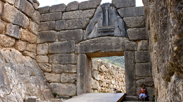Mycenae… Ruins That You May Not Know But Should