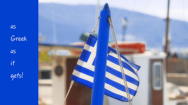 You Know You're REALLY Greek When…