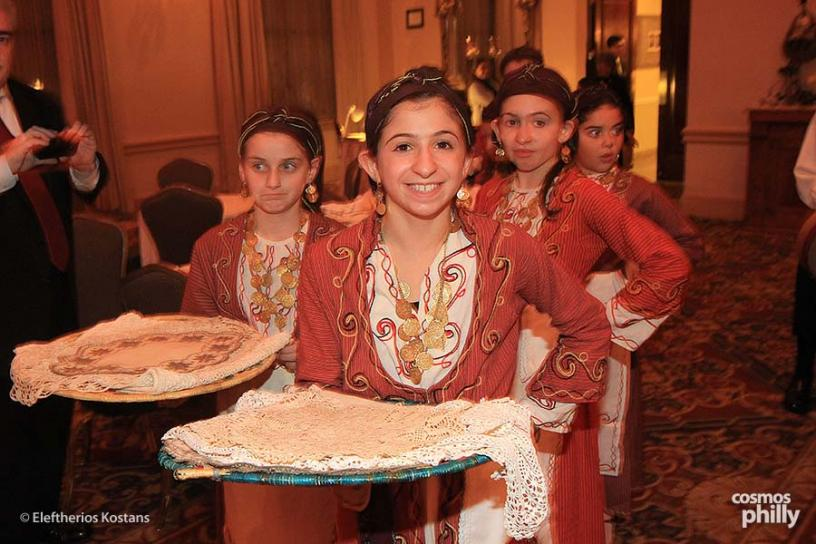 Come out and witness an evening honoring the Cypriot Wedding Tradition