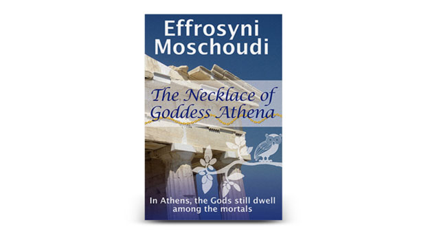 Introducing The Necklace of Goddess Athena by Effrosyni Moschoudi
