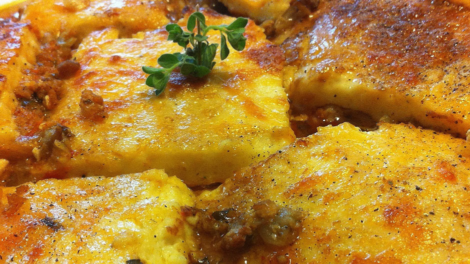 Moussaka: As Greek as Apple Pie?