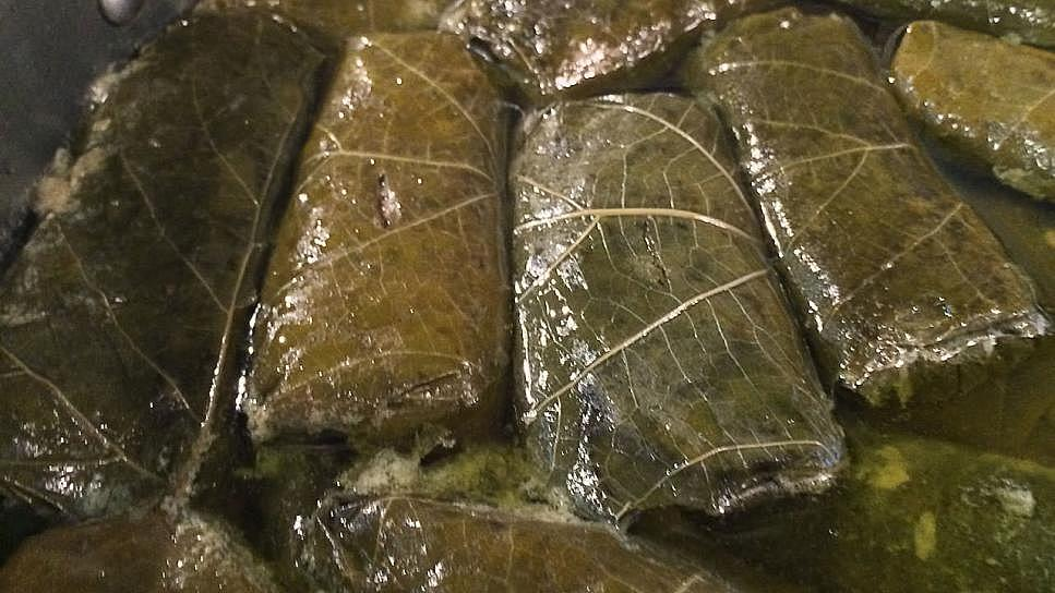 Dolmades or Yaprakia? Stuffed Grape Leaves Recipe