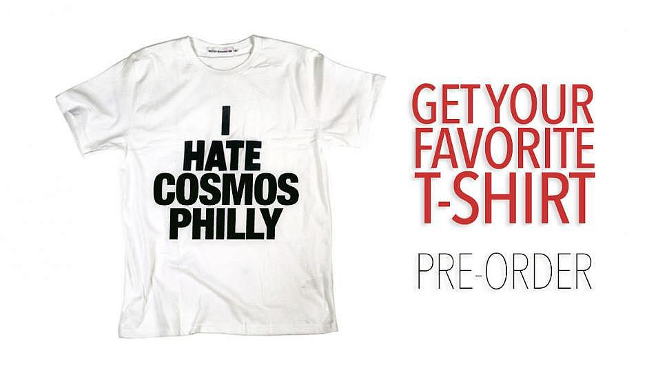 I hate Cosmos Philly!