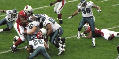 Philadelphia Eagles @ Arizona Cardinals