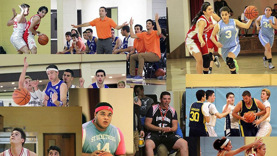 Mr. GOYA's Midseason Basketball League Recap