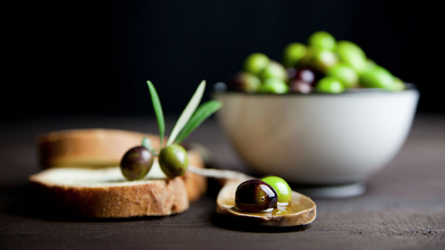 The Basics of Greek Food: The Olive, Olive Oil and Bread
