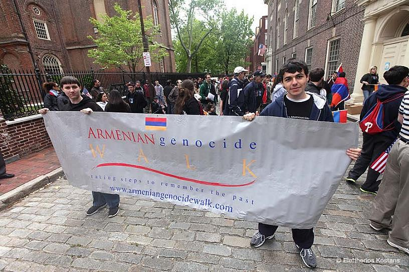 Commemorating 100 years since the Armenian Genocide