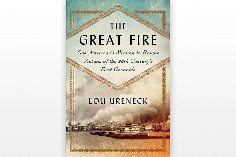 "Book Review: ""The Great Fire"", by Lou Ureneck"