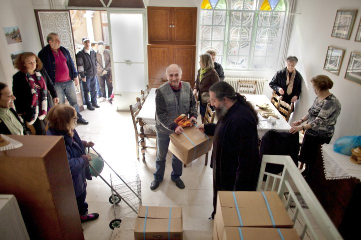 IOCC Expands Relief to Greece's Growing Poor