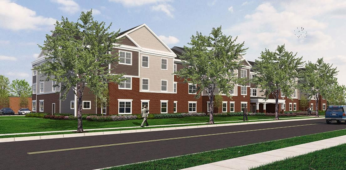 New Adult Apartments in Cherry Hill
