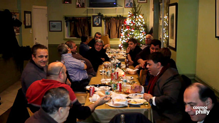 Christmas Dinner Party.Federation Of Hellenic American Societies To Host Annual