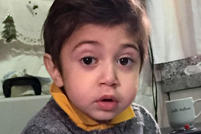 Help a Child from Cyprus coming to Philadelphia for Medical Treatment
