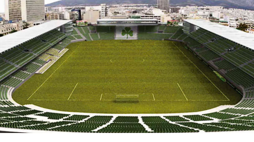 Nea Leoforos, Panathinaikos' New Stadium