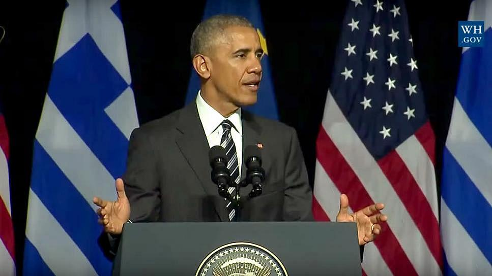 President Obama Supports Debt Relief for Greece