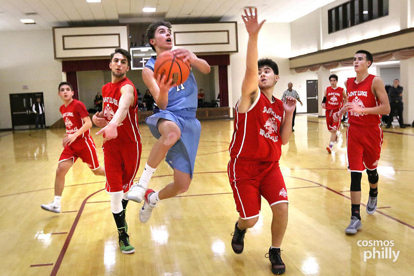 GOYA: Dawson and Luca Lead St. Demetrios over St. Luke