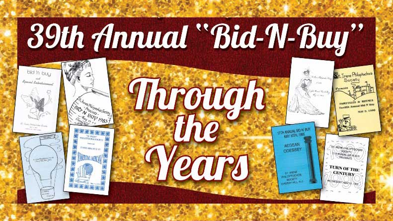 Through the Years, St. Irene Ladies Philoptochos Annual Bid 'N Buy