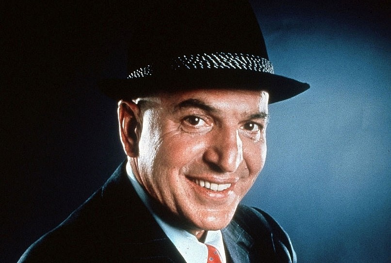 An Evening with Telly Savalas