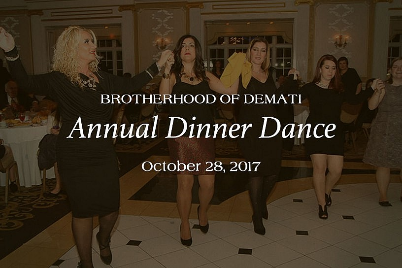 Brotherhood of Demati announces Annual Dinner Dance