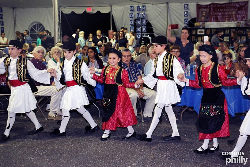 St. George Annual Greek Festival to kick off in Media on September 27