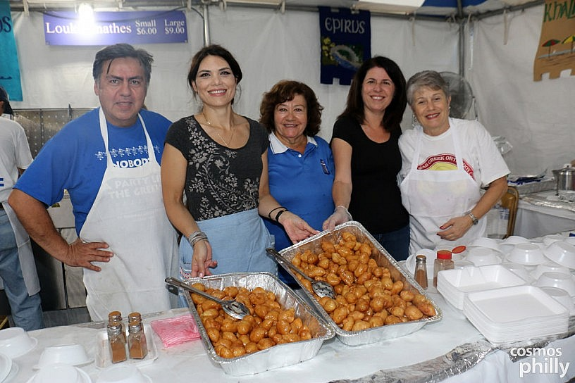 Let's Go to the Greek Agora Spring Festival at St. Thomas