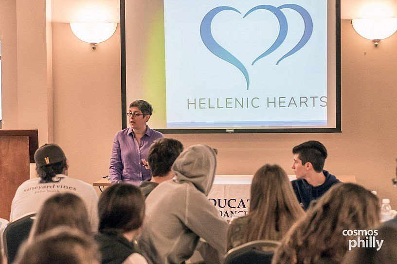 Hellenic Hearts to Host Second Annual College Fair & Mentoring Event