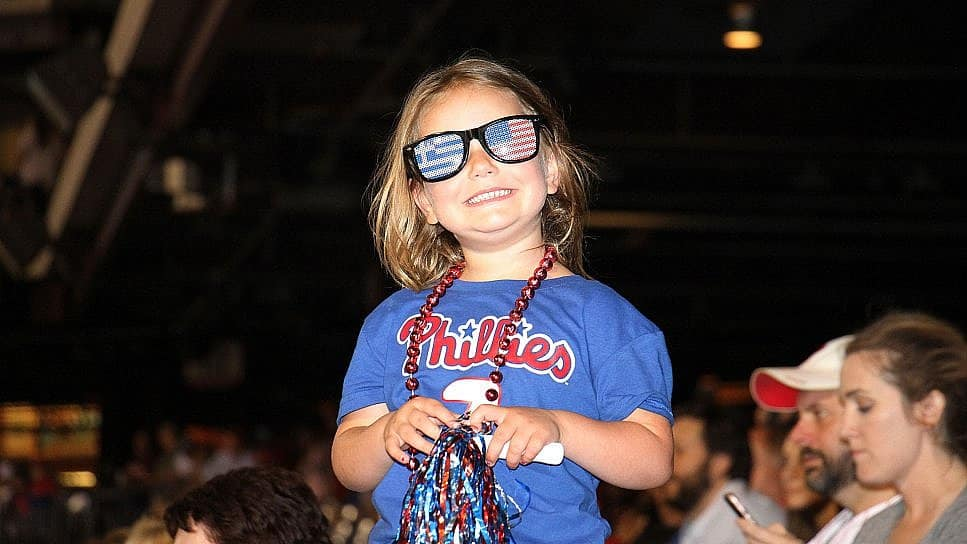 Tickets for Phillies Greek Heritage Night
