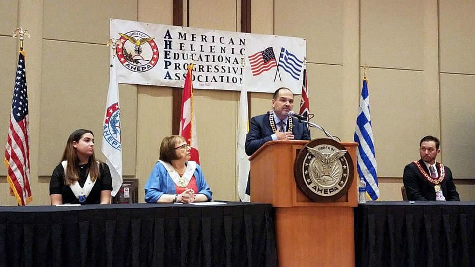 AHEPA: The Rise of the Phoenix