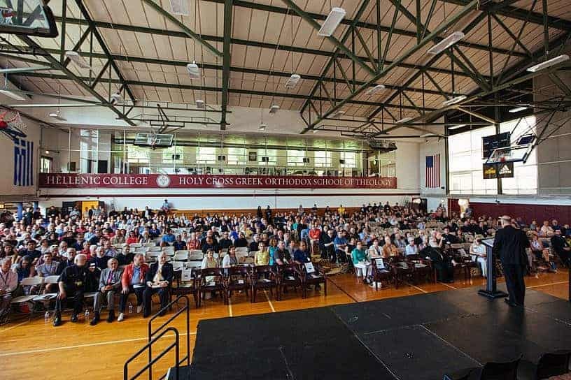 Hellenic College Holy Cross Hosts More Than A Thousand Clergy-Laity Delegates
