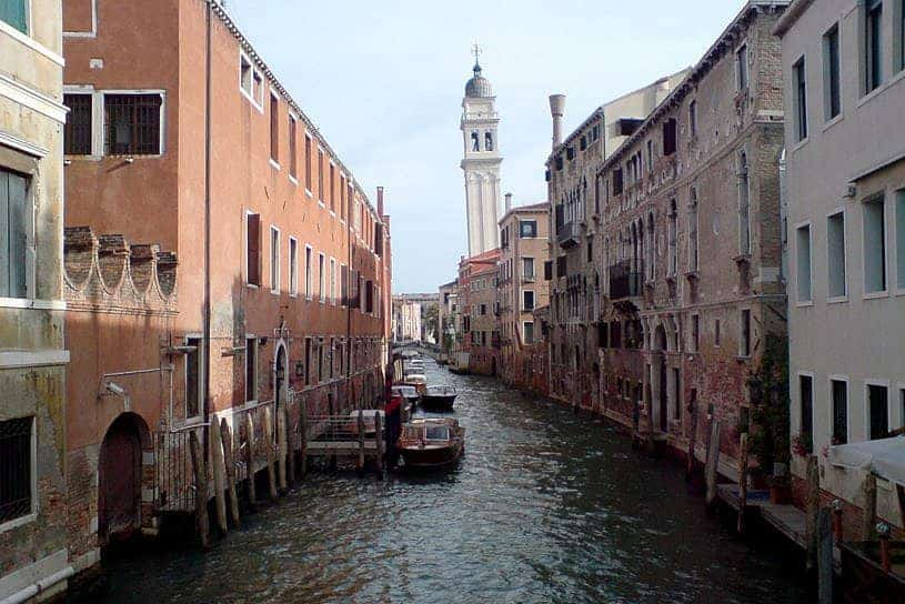 Venice: Modern Greece's First Diaspora