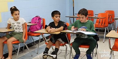 St. Demetrios New School Year