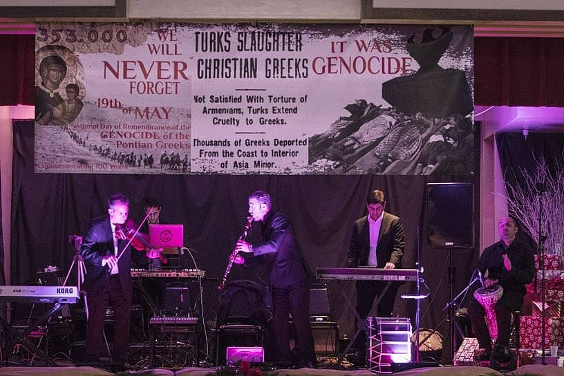 Armenians and Greeks Commemorate Pontian Genocide at 79th Annual