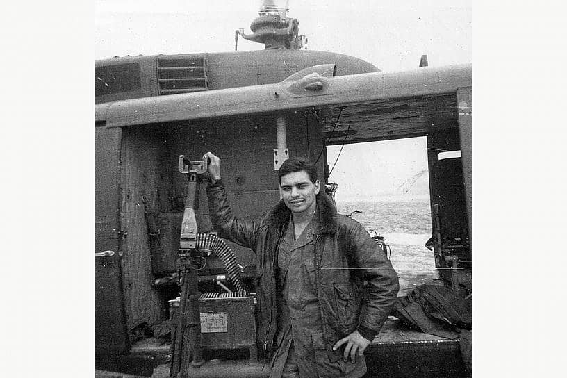 Like Father Like Son – From WWII to Vietnam, Two Veteran Greek American Gunners