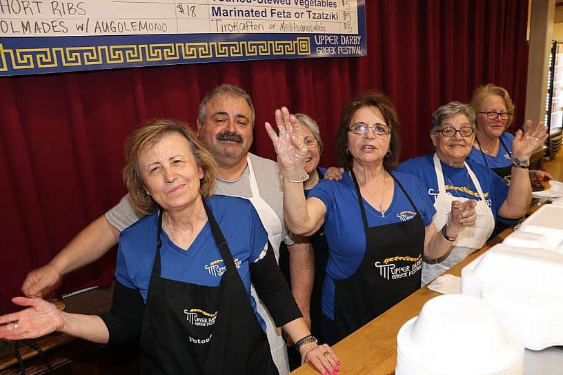 A Taste of Greece Food Festival to kick off at St. Demetrios