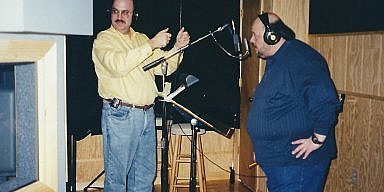 "Atlantis of Philadelphia 1997 - Recording ""To Taxidi"""