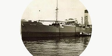 The Halcyon, a Panamanian registered Greek ship