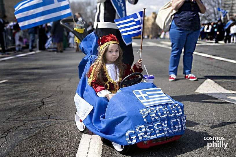 198th Anniversary of Greek Independence Day Parade