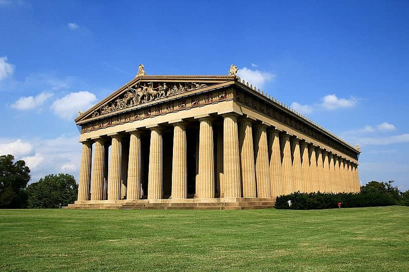 This Date In History: The American Parthenon