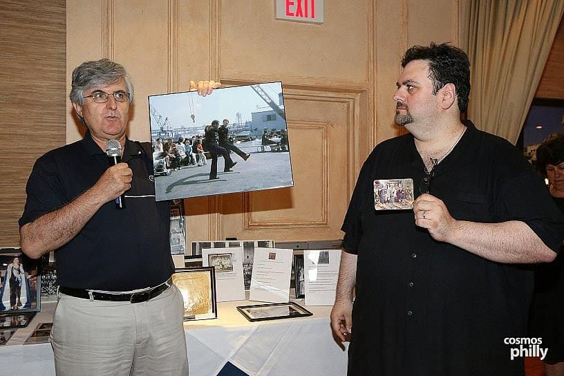 One Photograph and Two Greeks