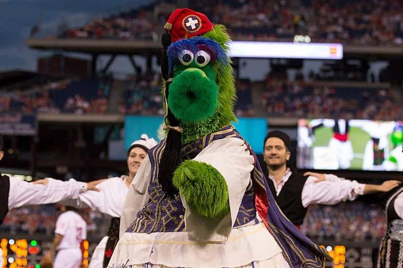 Phillies Baseball, 6th Annual Greek Heritage Night