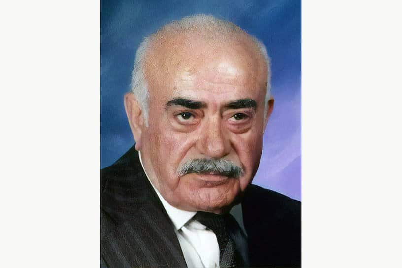 Thomas Hatzipavlides passes away