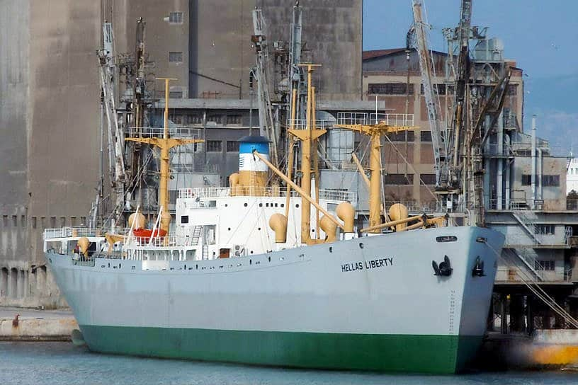 The Blessed Liberty Ships: The Yeast that Caused the Greek Fleet to Rise