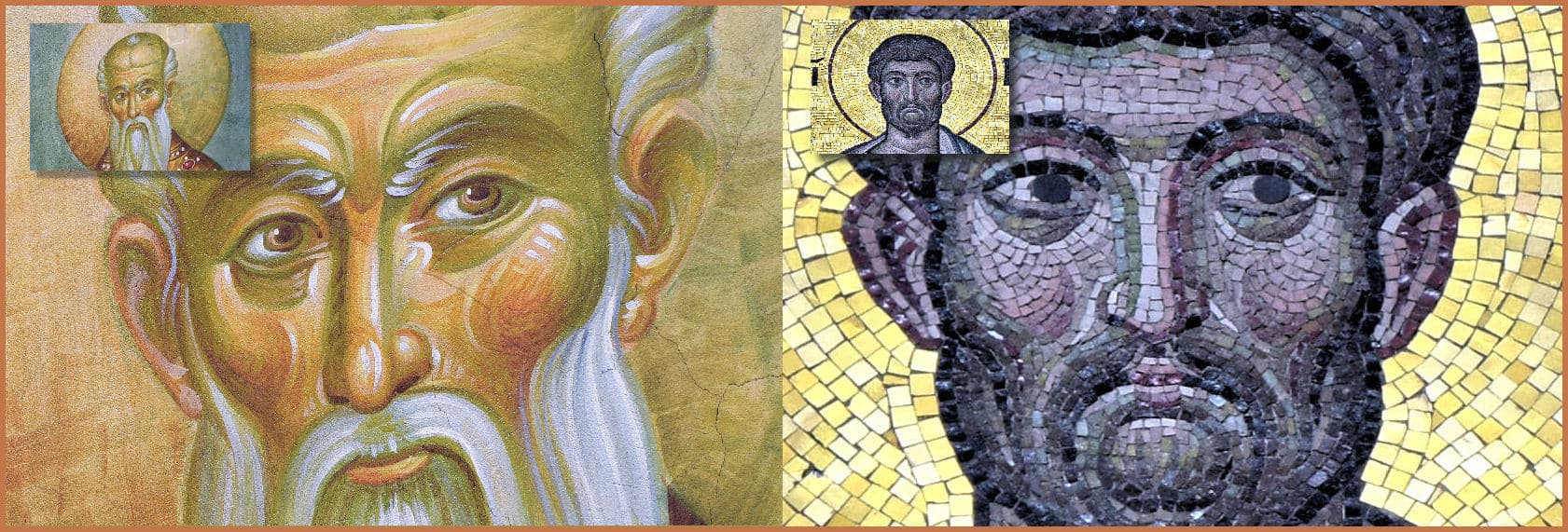 Details - Painting and Mosaic