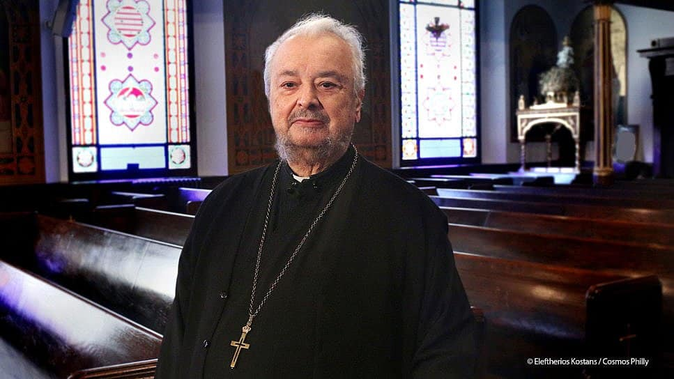 Rev. Fr. Demetrios S. Katerlis passes away
