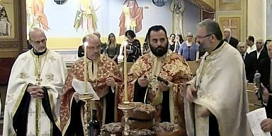 Great Hierarchical Vespers & Artoklasia for the Feast Day of St Sophia