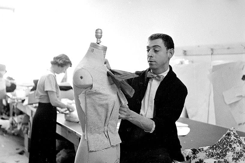 This Date in History: Greek Fashion Designer James Galanos is born in Philly