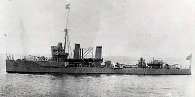 Greek cruiser Elli