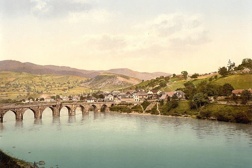A Trip to Bosnia and to The Bridge on the Drina
